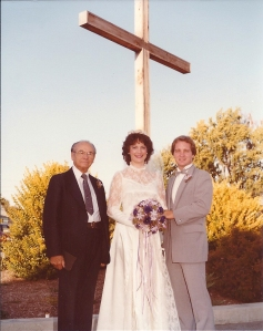 Our Wedding Day, September 24, 1983