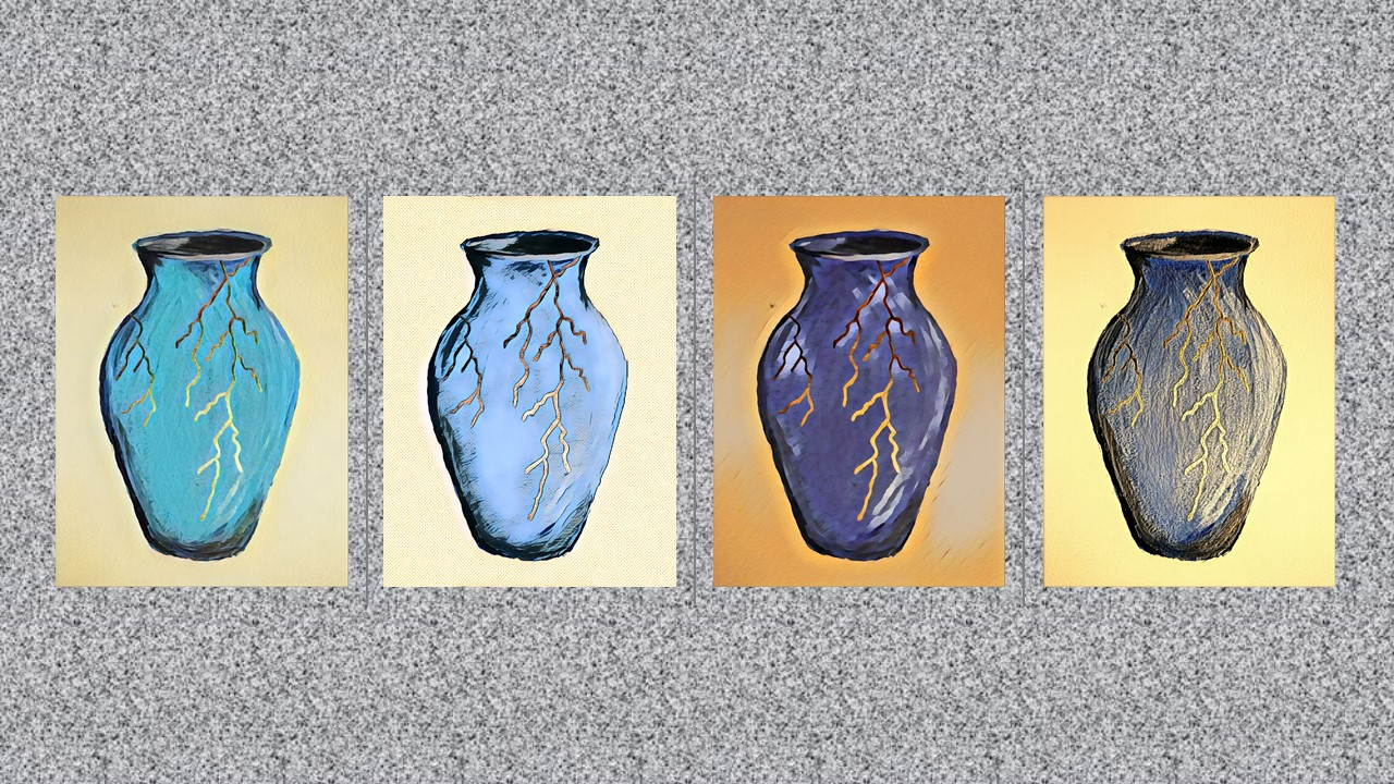 KINTSUGI FILTERED POWER POINT